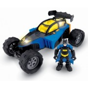 Hero WorldTM DC Super FriendsTM Transformando BatmobileTM
