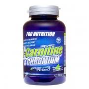 Pro Nutrition L-Carnitine & Crhomium 60 kapszula