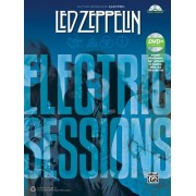 Led Zeppelin -- Electric Sessions: Guitar Tab, Book & DVD
