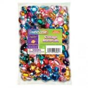 Chenille Kraft 3584 Gemas Classroom Pack, acr-lico, 1 libra., Colores surtidos-Tallas