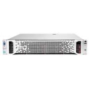 "Server HP ProLiant DL380p Gen8 (Intel Xeon E5-2609 v2, 1x8GB @1600MHz, RDIMM LV, HDD 2x300GB @10000rpm, 2.5"", SAS, 460W PSU)"