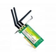 LAN Card, PCI, TP-LINK TL-WN951N, Wireless-N, 300Mbps