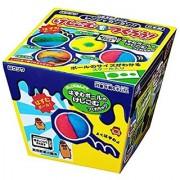 DIY eraser making kit to make yourself bounce ball eraser