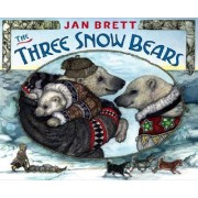 The Three Snow Bears by Jan Brett