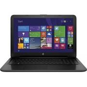 HP 255 G4 N0Z85EA Notebook AMD E1-6015, 4 GB di RAM, 500 GB HDD, Windows 10, Nero [Spagna]