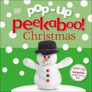 Pop-up Peekaboo! Christmas! by DK
