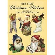 Old-Time Christmas Stickers by Carol Belanger Grafton