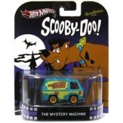 Hot Wheels Retro Entertainment Scooby Doo Mystery Machine