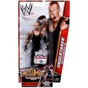 Mattel WWE Wrestling Best of Pay-Per-View 2013 Wrestlemania 29 Basic Action Figure Undertaker [Build Booker T] by Basic Collection Best of Pay-Per-View 2013