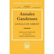 Annales Gandenses (Annals of Ghent) by A P Johnstone