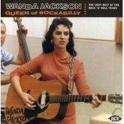 Wanda Jackson - Queen of Rockabilly (0029667177627) (1 CD)