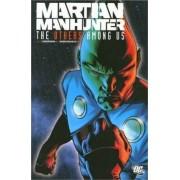 Martian Manhunter: The Others Among Us by Alejandro Barrionuevo