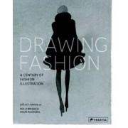 Drawing Fashion by Holly Brubach