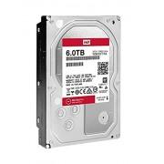 Western Digital WD Red Pro 6TB 7200RPM SATA III 128MB, WD6002FFWX (SATA III 128MB)