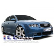 Pare-choc avant AUDI A4 >00 GFK - kit carrosserie ICC TUNING