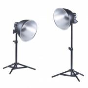Kaiser #5862 Desktop Lighting Kit 2 - Set lampi cu lumina continua