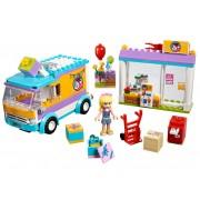 LEGO Distribuirea cadourilor in Heartlake (41310)