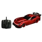 Remote Control 2014 Dodge Viper Srt 1:18 Scale Triband Rc Car