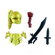 Warrior Pack: Minotaur, Wave 2 (Brick Warriors series)