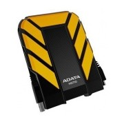 Disco Duro Externo Adata DashDrive Durable HD710 2.5'', 1TB, USB 3.0, 5400RPM, Amarillo, A Prueba de Agua y Golpes - para Mac/PC