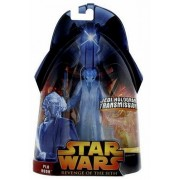 Figura Star Wars Revenge Of The Sith Holographic Plo Koon