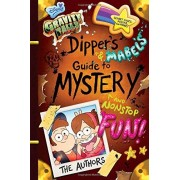 Rob Renzetti Gravity Falls Dipper's and Mabel's Guide to Mystery and Nonstop Fun!