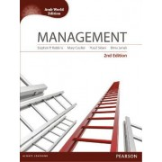 Management, Second Arab World Edition with MyManagementLab by Stephen Robbins