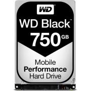 Western Digital WD7500BPKX - Interne harde schijf / 750GB / 2,5 inch SATA