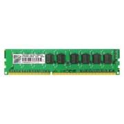 Transcend 1GB, DDR3, PC3-10664, 240Pin DIMM, CL9, 128Mx8 1GB DDR3 memoria