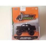 Jada 1:64 Just Trucks 2002 Cadillac Escalade EXT Black