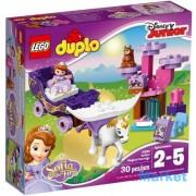 LEGO DUPLO Szófia hercegnő varázslatos hintója 10822