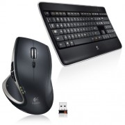 Logitech Wireless Performance Combo MX800 Illuminated Wireless Keyboard and Mouse (920-006237)