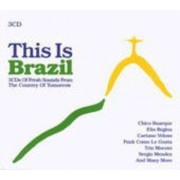 Artisti Diversi - This is Brazil! (0698458333827) (3 CD)