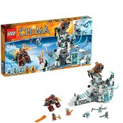 Lego Sir Fangar's Ice Fortress, Multi Color