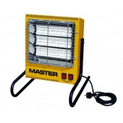 Incalzitor electric cu infrarosii Master TS 3 A