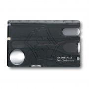 SwissCard Victorinox Nailcare Negru 0.7240.T3