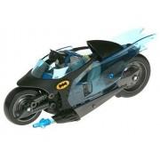 Mattel G3439 - Batman Animated vehículo: Batcycle