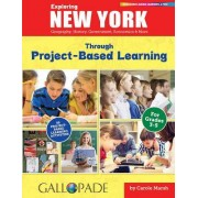 Exploring New York Through Project-Based Learning: Geography, History, Government, Economics & More
