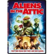 ALIENS IN THE ATTIC They came form upstairs DVD 2009