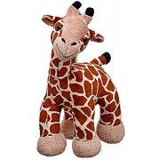 Build a Bear Workshop Safari Giraffe 17 in. Stuffed Plush Toy Animal