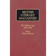 British Literary Magazines: [Vol 4] by Alvin Sullivan