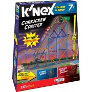 Tomy K'Nex Amusement Park Collect & Build - Parque de atracciones (337 piezas)