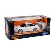 Welly Remote Controlled Porsche 911 GT3 Cup