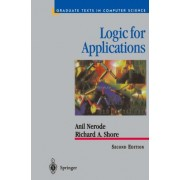 Logic for Applications by Anil Nerode