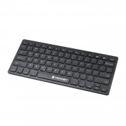 Tecknet Ultra Slim Bluetooth Keyboard X365 - безжична клавиатура за компютри (черен)