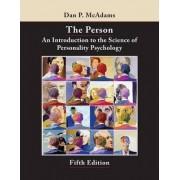 The Person by Dan P. McAdams