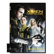 X-Men First Class-Michael Fassbender,Jennifer Lawrence,January Jones - X-Men: Cei Dintai (DVD)