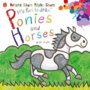 Ponies and Horses by Bergin Mark