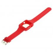 Capa de silicone para Apple Watch - 42mm - Vermelho
