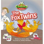 The Fox Twins: Red A Set 06 by Jeanne Willis